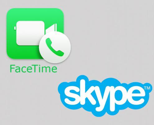 9 tips voor facetime en skype