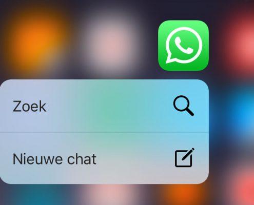 Vind je kandidaat met WhatsApp!